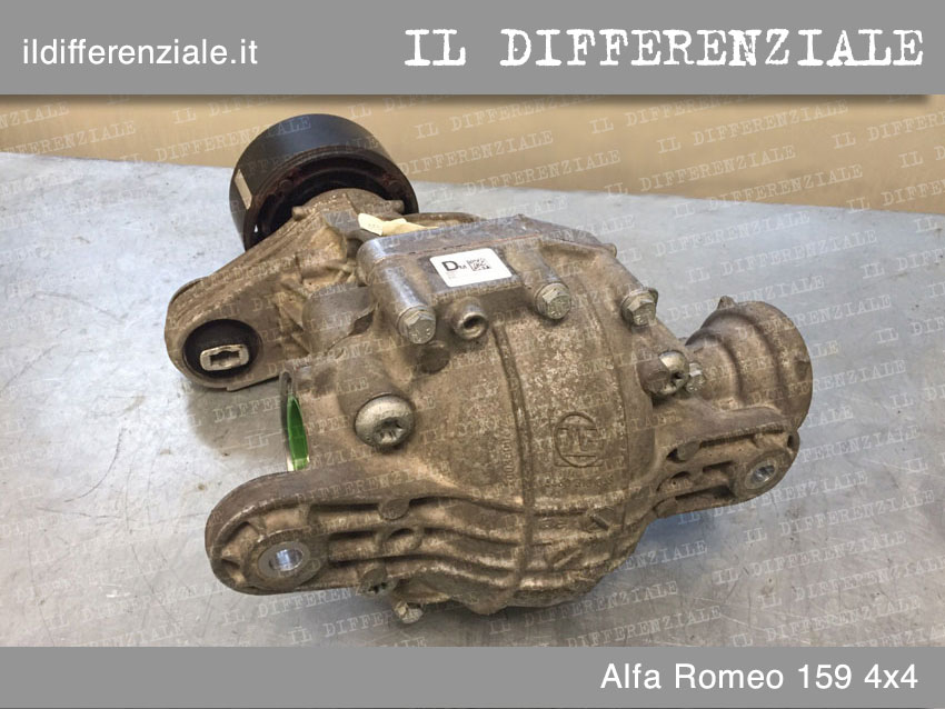 differenziale alfa romeo 159 posteriore 2