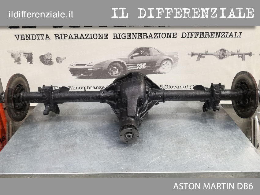 Differenziale Aston Martin DB6 3
