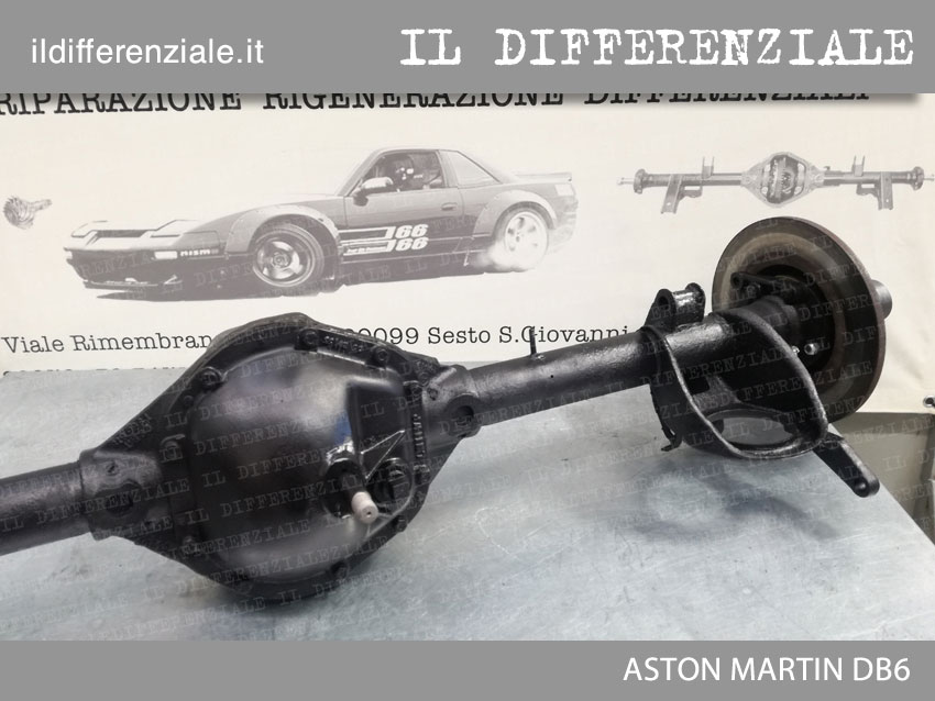 Differenziale Aston Martin DB6 4