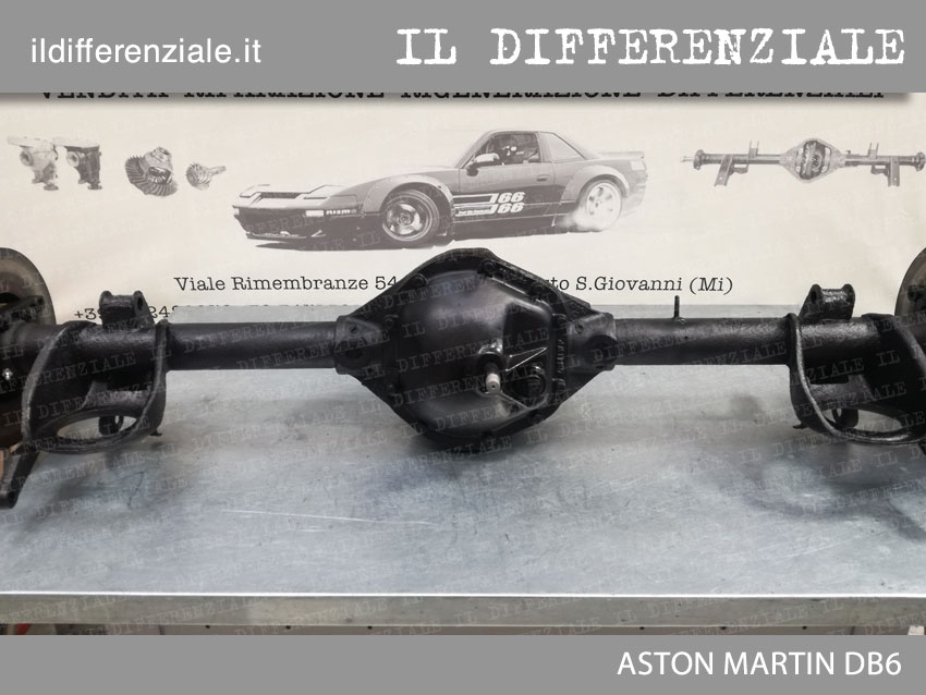 Differenziale Aston Martin DB6 5