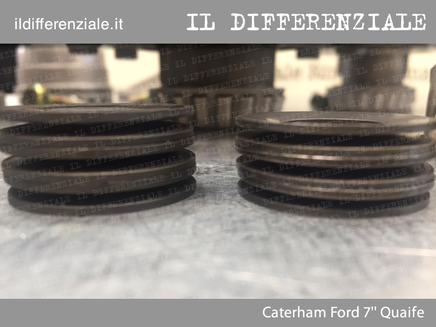 Differenziale Caterham Ford 7 Quaife Posteriore