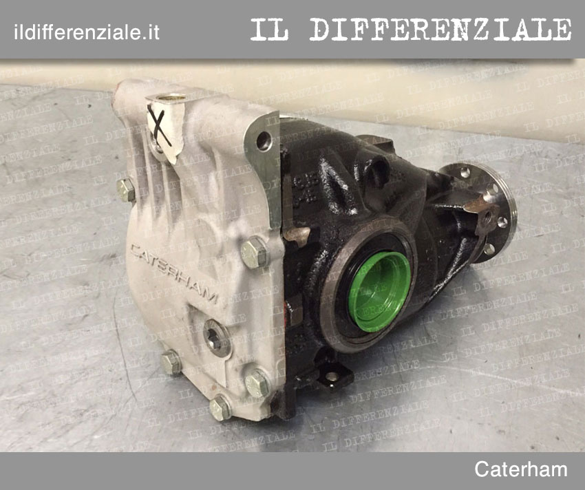 differenziale caterham 1