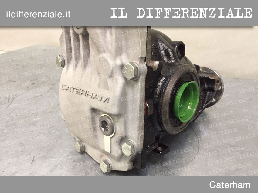 differenziale caterham 3