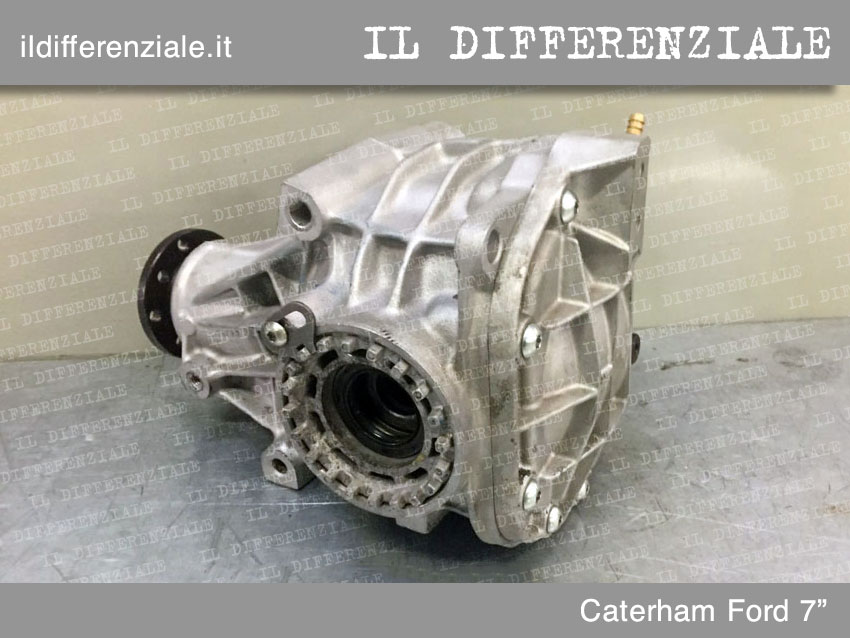 differenziale caterham ford 7 1