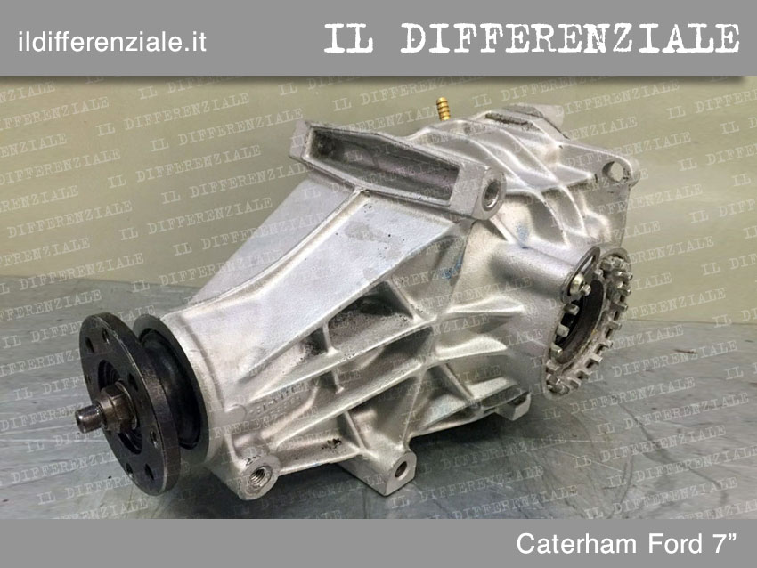differenziale caterham ford 7 2