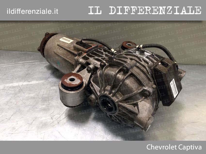 Differenziale posteriore Chevrolet Captiva