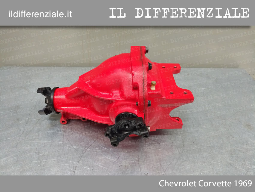 Differenziale posteriore Chevrolet Corvette 1969 1