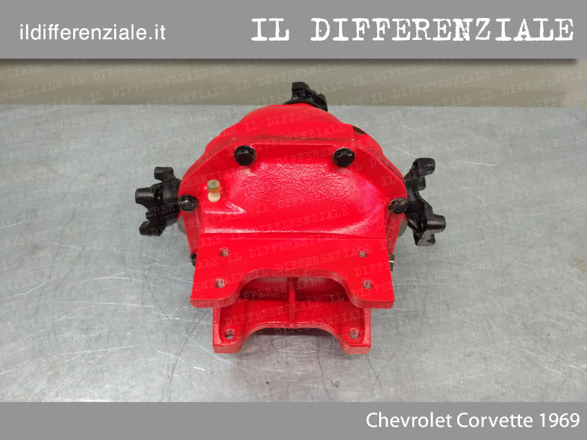 Differenziale posteriore Chevrolet Corvette 1969 2