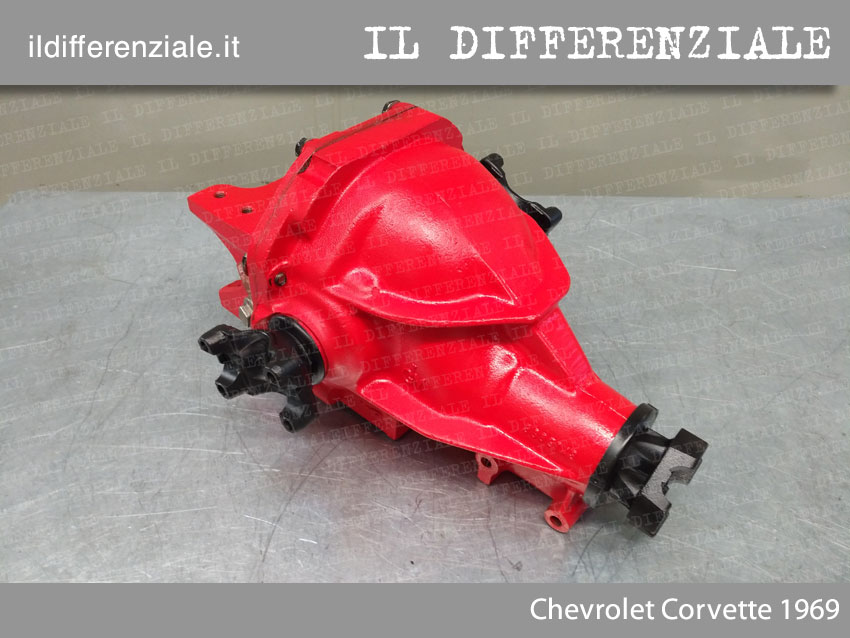 Differenziale posteriore Chevrolet Corvette 1969 3