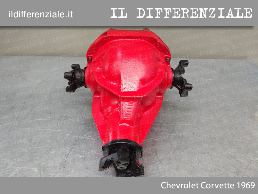 Differenziale posteriore Chevrolet Corvette 1969 4