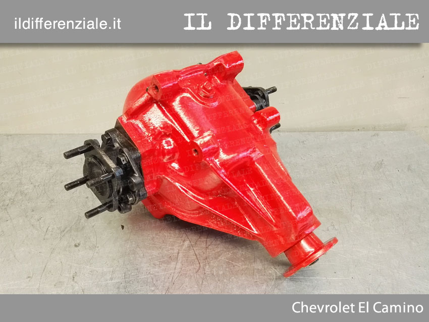 Differenziale posteriore Chevrolet El Camino 1