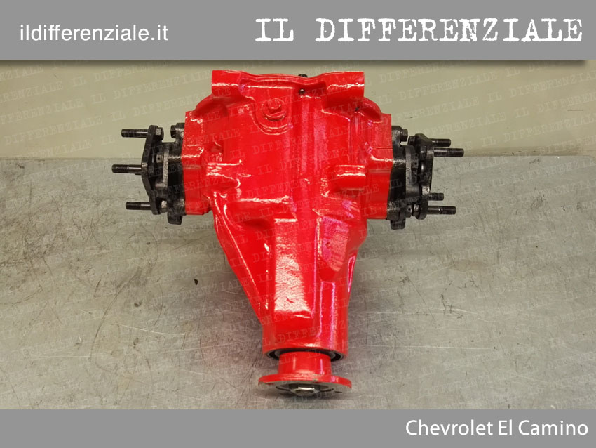 Differenziale posteriore Chevrolet El Camino 2