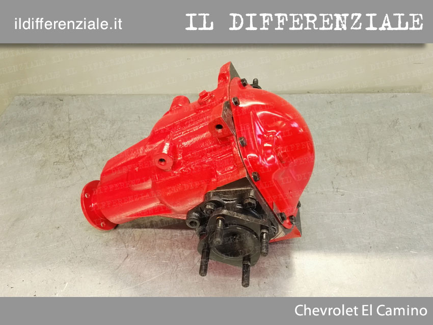Differenziale posteriore Chevrolet El Camino 3