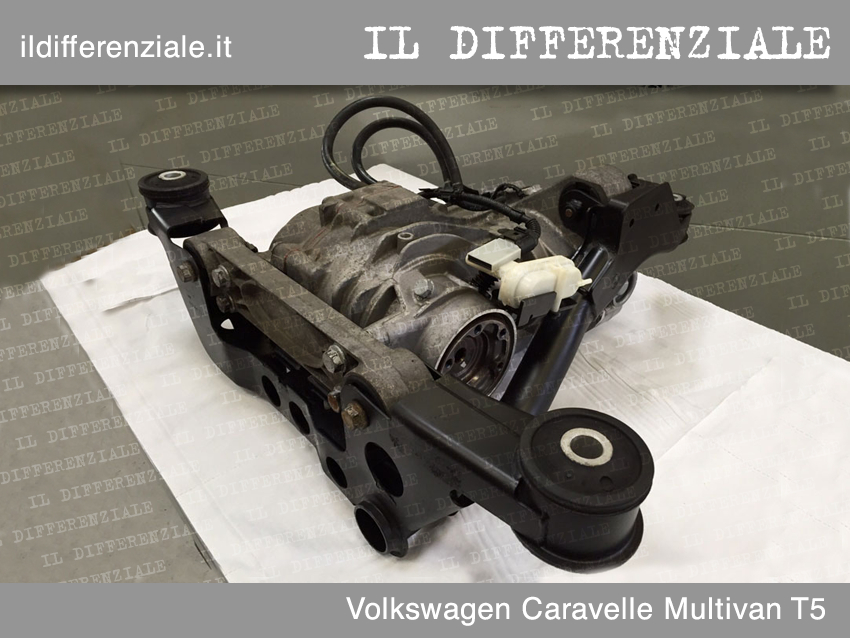 Differenziale Volkswagen Caravelle Multivan T5