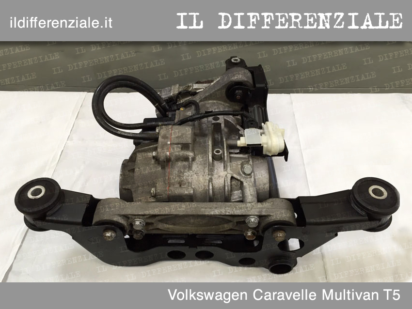 Differenziale Volkswagen Caravelle Multivan T5 1