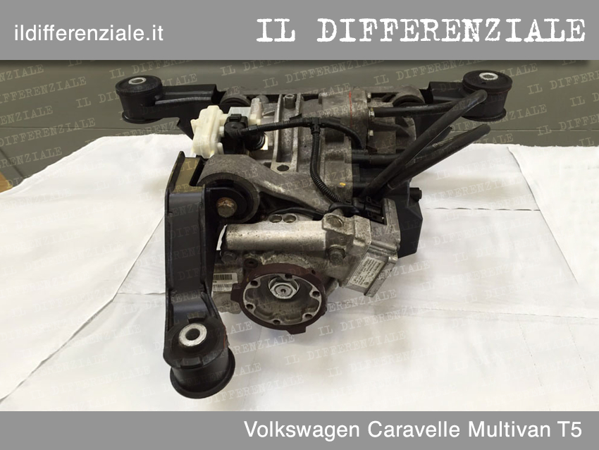 Differenziale Volkswagen Caravelle Multivan T5 5