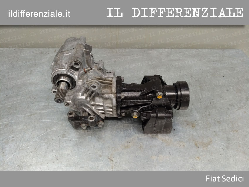 Differenziale Fiat Sedici 1