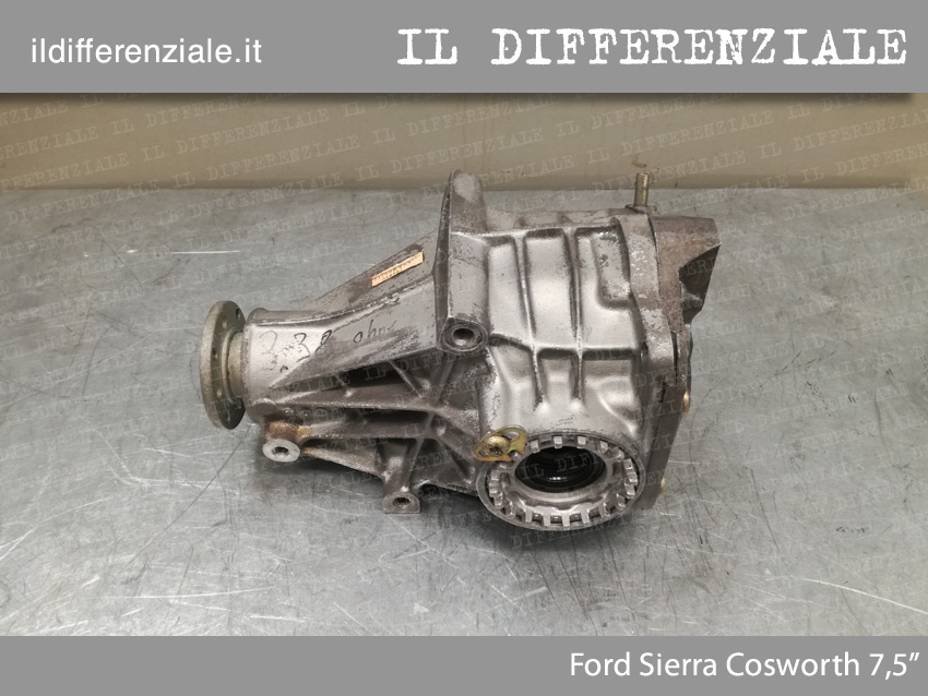 Differenziale Ford Sierra Cosworth 2