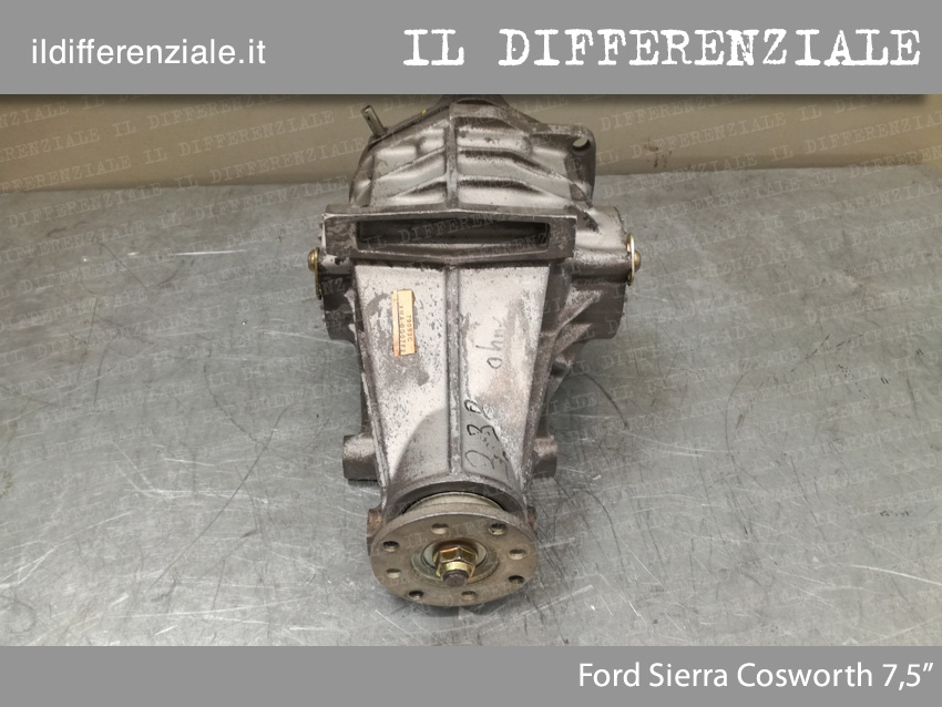 Differenziale Ford Sierra Cosworth 3