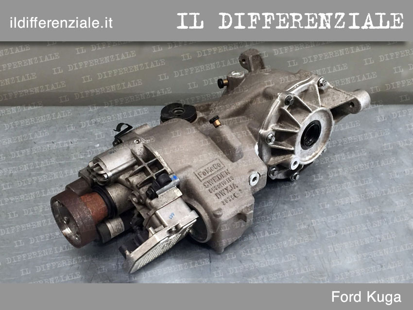 differenziale posteriore ford kuga