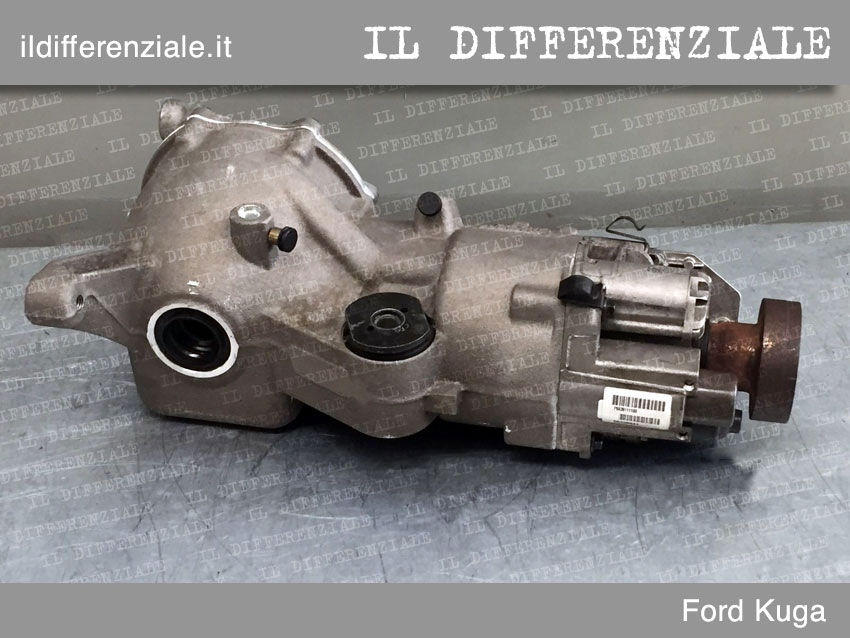 differenziale posteriore ford kuga 1