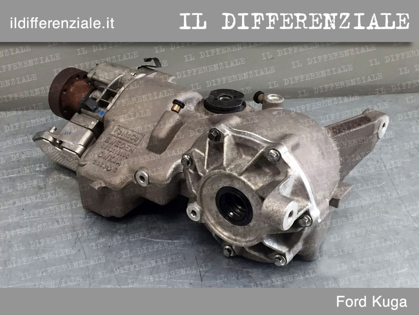 differenziale posteriore ford kuga 2