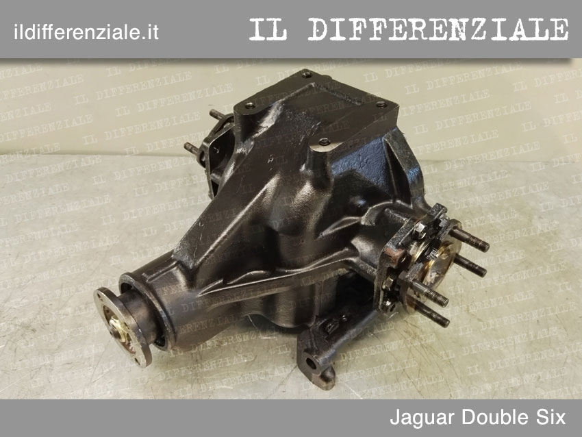 differenziale jaguar double six 2