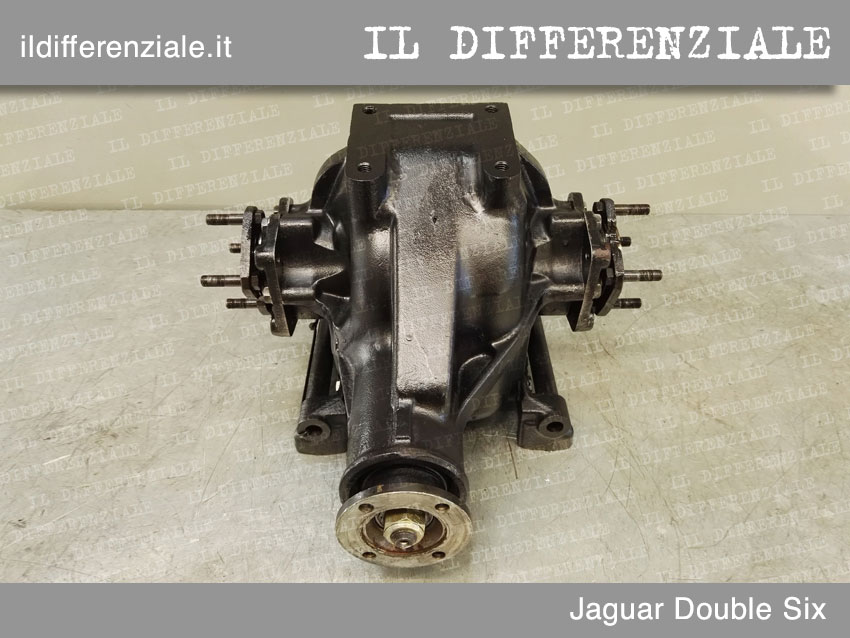 differenziale jaguar double six 3