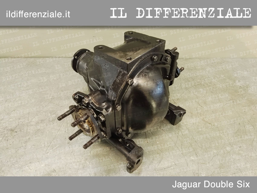 differenziale jaguar double six 5