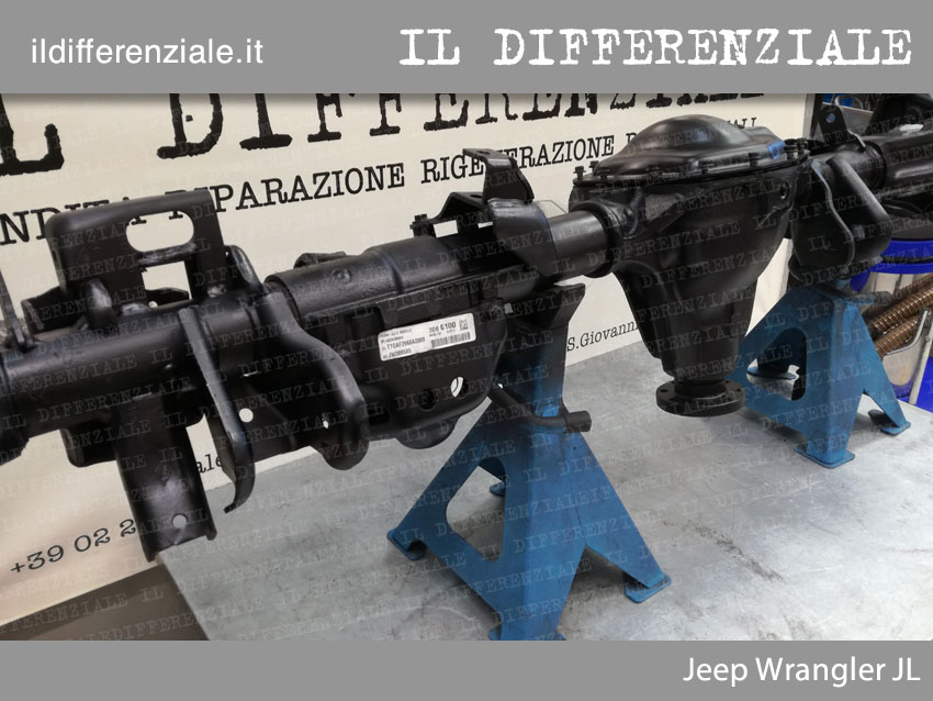 Differenziale Jeep Wrangler JL anteriore