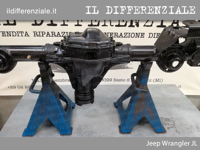 Differenziale Jeep Wrangler JL posteriore
