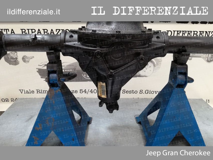 Differenziale posteriore Jeep Grand Cherokee