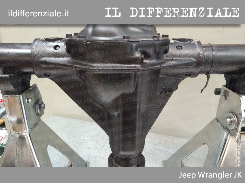 Differenziale posteriore Jeep Wrangler JK