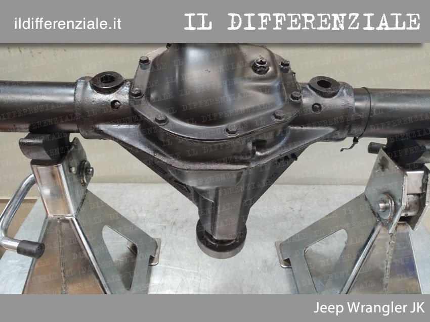 Differenziale posteriore Jeep Wrangler JK 2