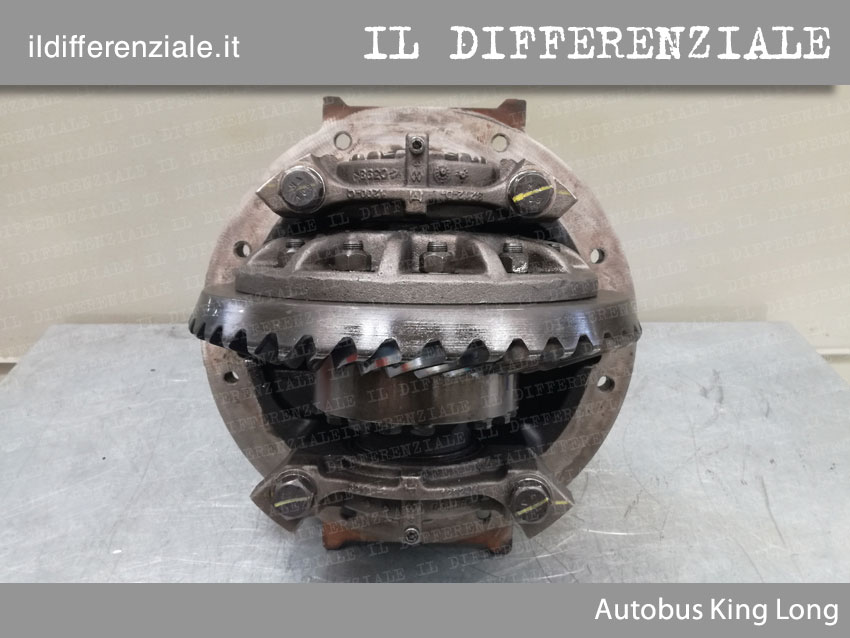 Differenziale Autobus King Long 1