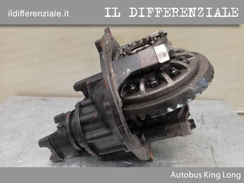 Differenziale Autobus King Long 2