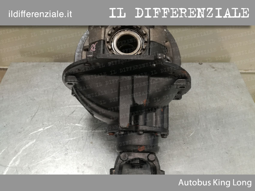 Differenziale Autobus King Long 3