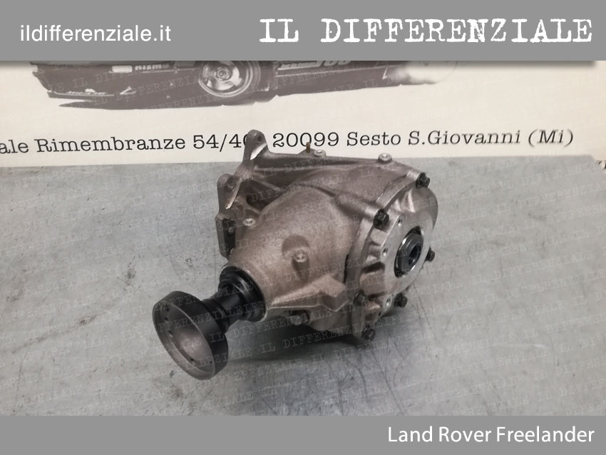differenziale land rover freelander anteriore