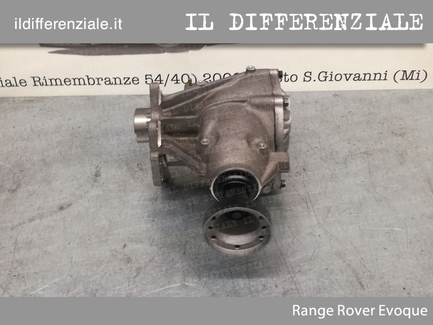 differenziale range rover evoque anteriore