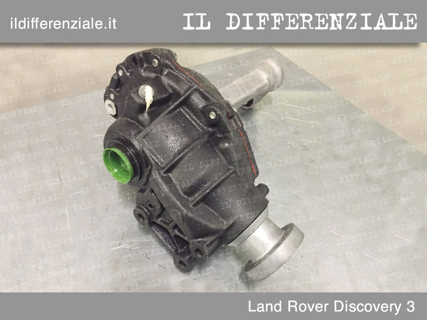 differenziale anteriore land rover discovery 3 1