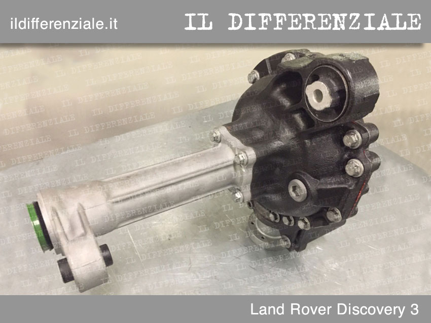 differenziale anteriore land rover discovery 3 2