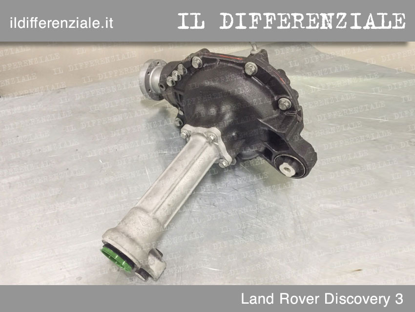 differenziale anteriore land rover discovery 3 3