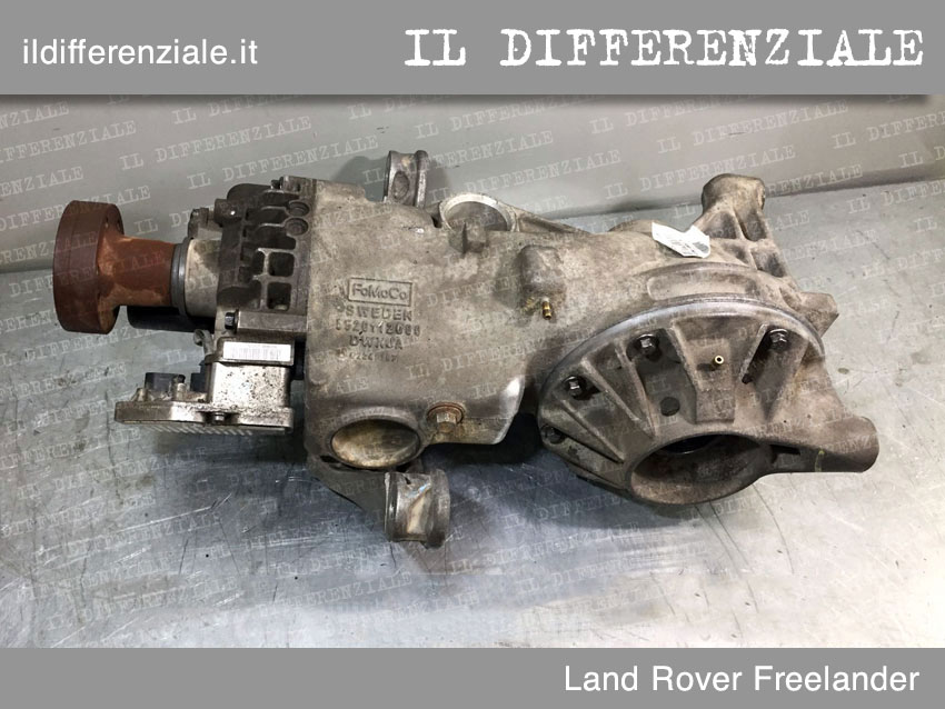 differenziale land rover freelander posteriore 1