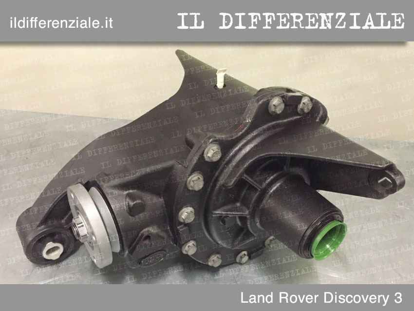 differenziale posteriore land rover discovery 3 2