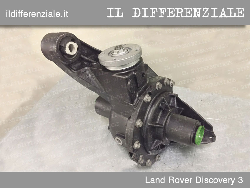 differenziale posteriore land rover discovery 3 3