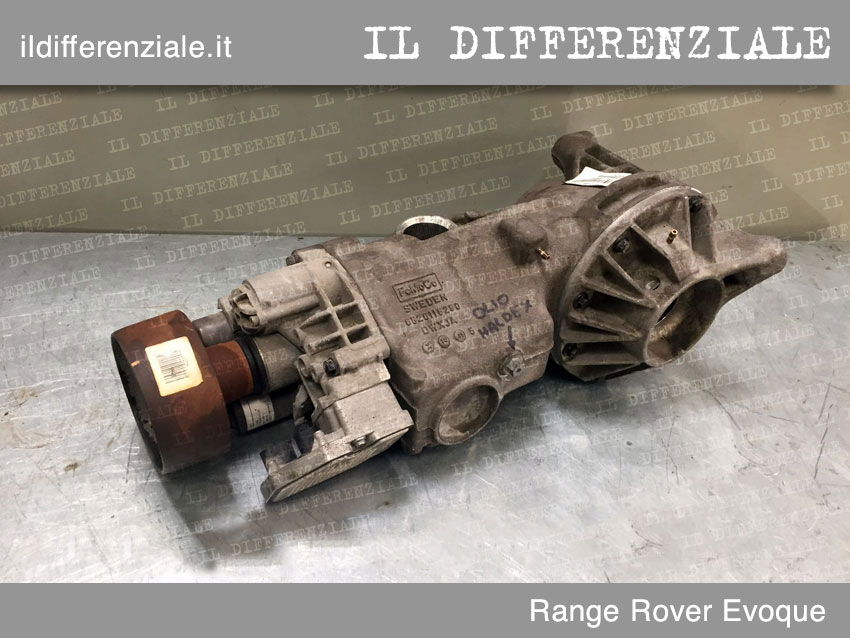 differenziale range rover evoque posteriore 2