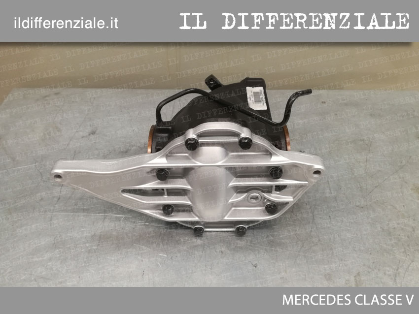 Differenziale Mercedes Classe V posteriore 1