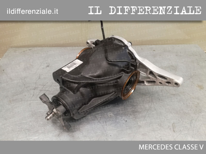 Differenziale Mercedes Classe V posteriore 2