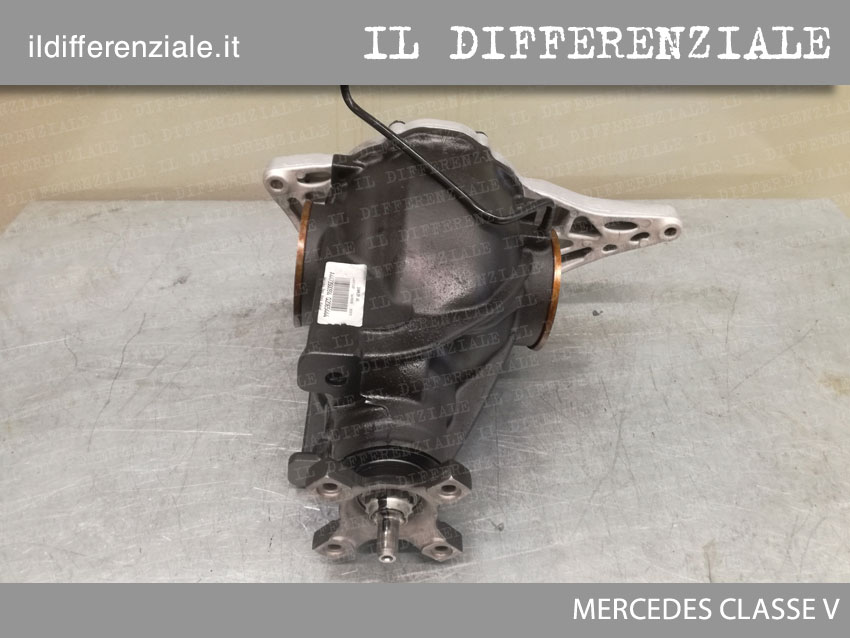Differenziale Mercedes Classe V posteriore 3