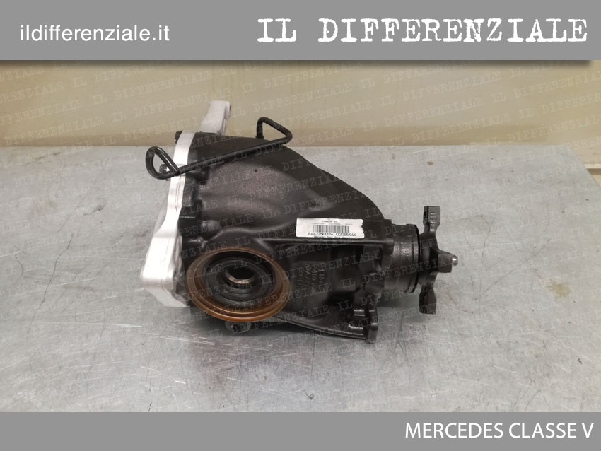 Differenziale Mercedes Classe V posteriore 4